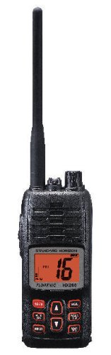 Standard Horizon HX290 Vhf-hh, 5 1 Watt, Floats by STANDARD HORIZON