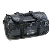 Ergodyne Arsenal 5030 Water Resistant Duffel Bag, Black, S