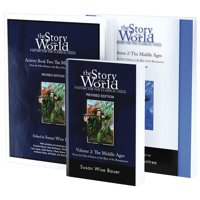 Story of the World: Story of the World, Vol. 2 Bundle: History for the Classical Child: The Middle Ages; Text, Activity Book, and Test & Answer Key (Paperback)