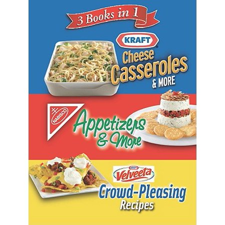 Kraft Cheese Casseroles & More/Appetizers & More/Crowd-Pleasing Recipes - Kraft Halloween Recipes