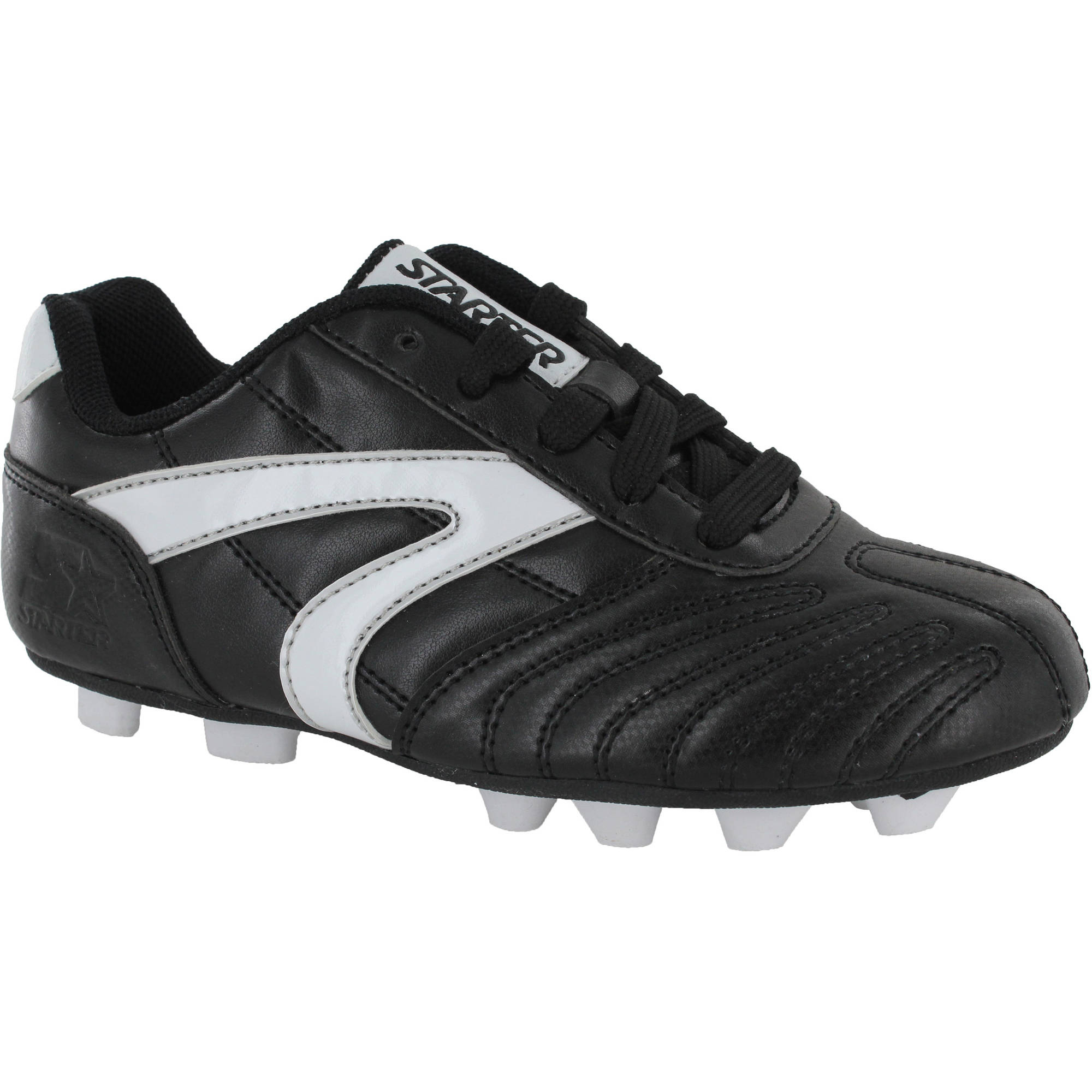 starter boys athletic sidewinder soccer cleat walmart com