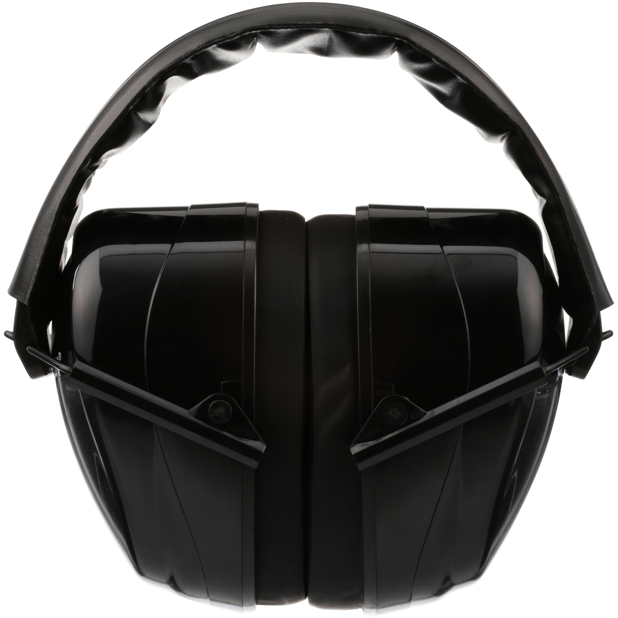 Champion® Black Passive Ear Muffs Carded Pack