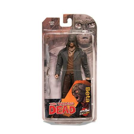 THE WALKING DEAD Beta Action Figure (Color) - Girl Walking Dead