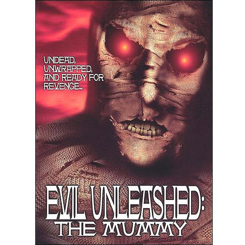 Evil Unleashed: The Mummy (Full Frame) by