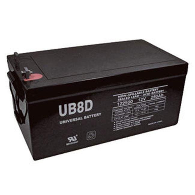 Upg 45964 Ub-8D Agm  Sealed Lead Acid Battery