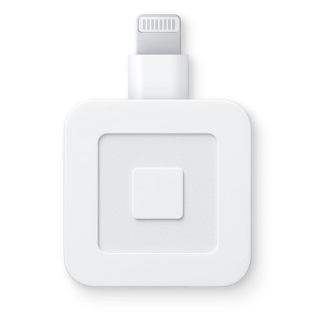 Square Reader for magstripe (Lightning connector) (Share Device)