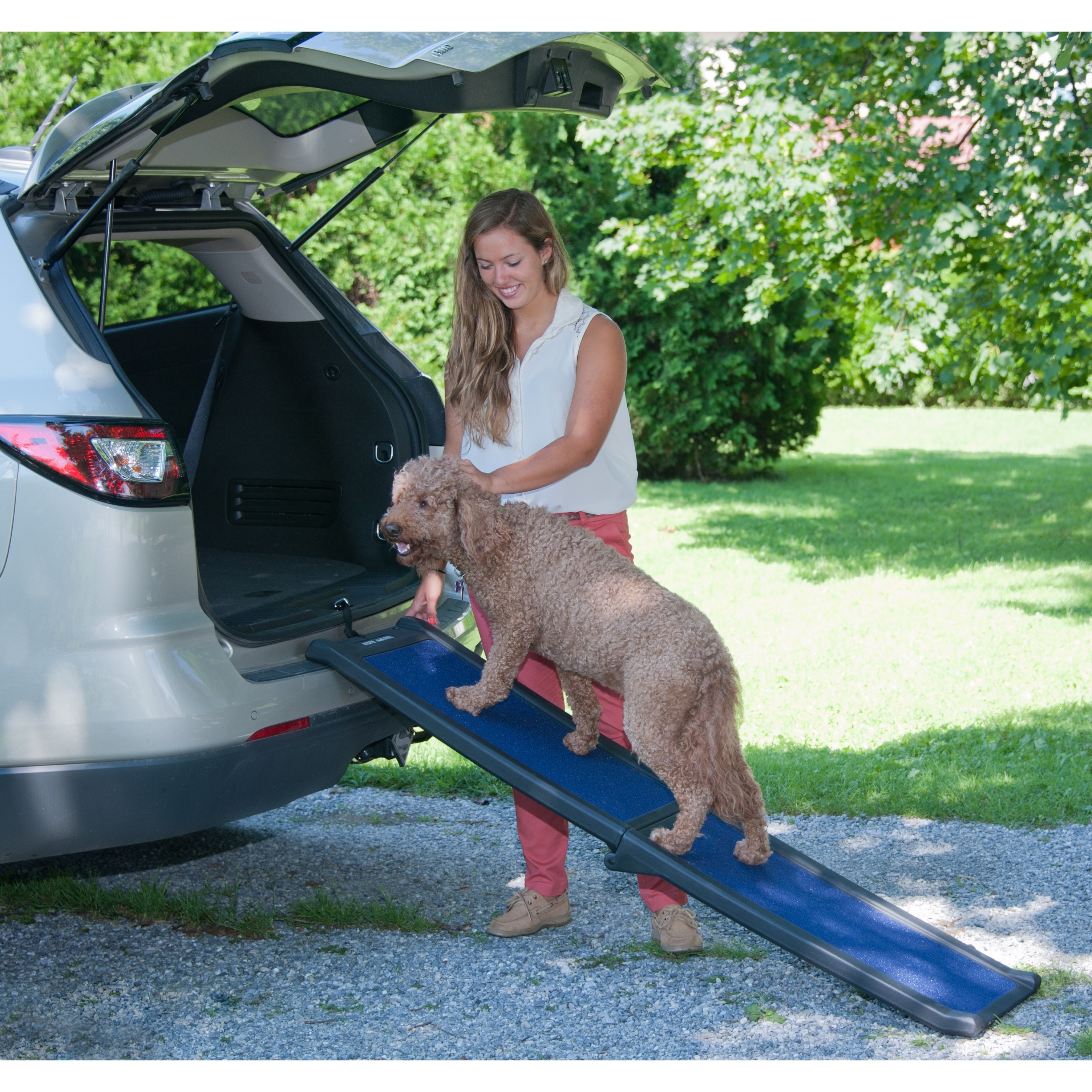 Full Length Bi-Fold Pet Ramp