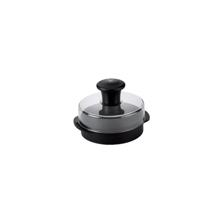 Weber - Hamburger press for barbeque grill - black ()