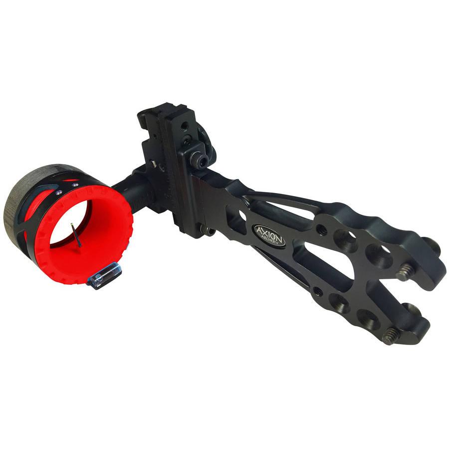 """Axion Shift Single Pin Sight, .019"""", Black"""