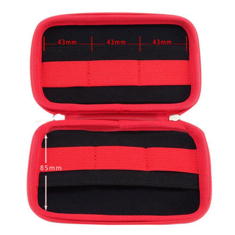 Travel Portable USB Flash Drive Carrying Case Storage Bag Protect Organize Pouch