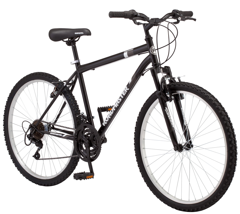 Granite Peak Mens Mountain Adult Bike 26 Inch Wheels Black White Outdoor Sports
