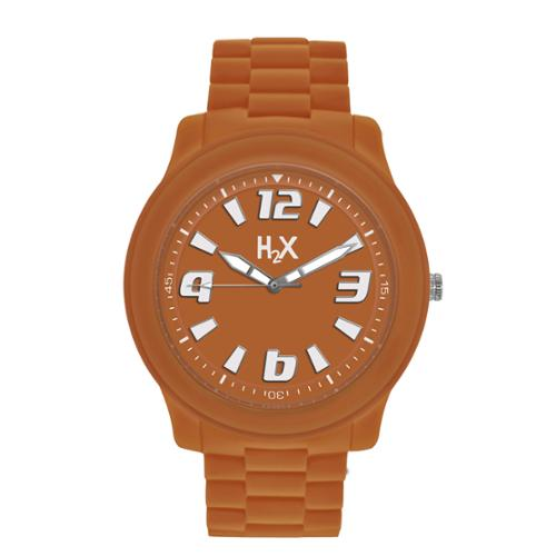 Haurex H2X Splash Womens Orange Watch