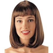Costume Culture Deluxe Brown Peggy Sue Wig
