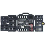 STANLEY 96-011 170-Piece Mechanics Tool Set, Chrome