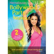 Bollywood Party Workout (DVD)