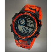 Sport Men's 40/8347COR Digital Chronograph Camouflage Resin Strap Watch