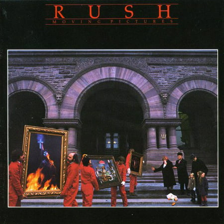Moving Pictures (remastered) (Remaster) (CD)