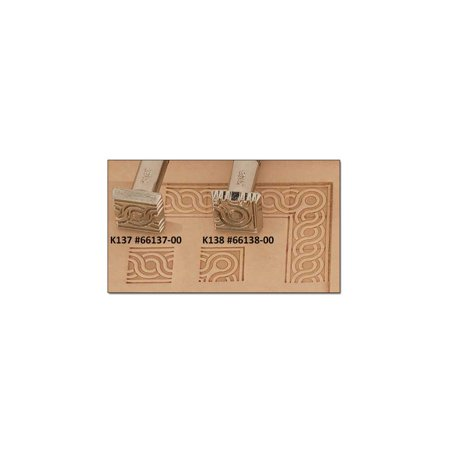 Tandy Leather K138 Craftool� Stamp 66138-00
