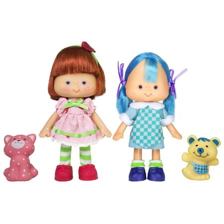 Strawberry Shortcake and Blueberry Muffin Doll