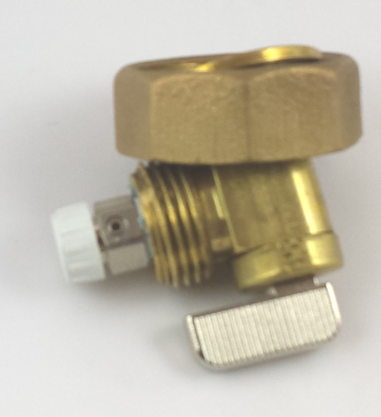HONEYWELL A2803250 4L IN 1.25DIA IN BRASS END CAP WITH VENT