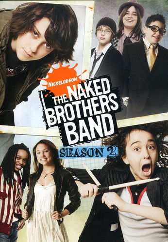 Estefany: ***naked brothers band***