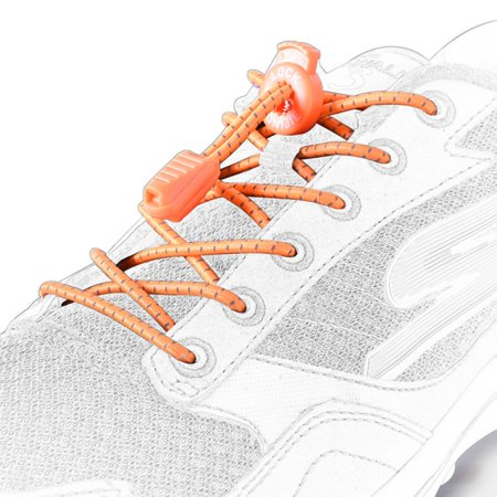 Jogging Shoes Review - Nicesee Reflective Elastic Lock Shoe Lace Jogging Triathlon Running Sport Trainning