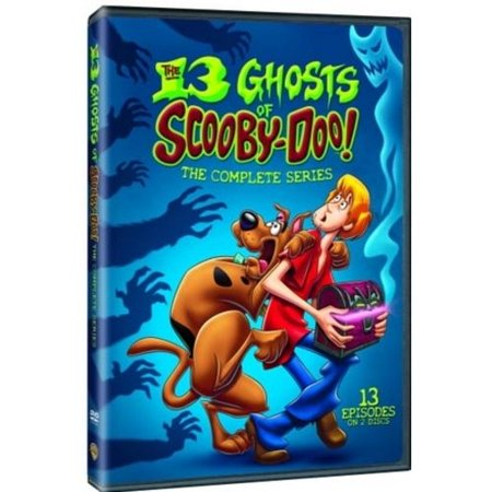 The 13 Ghosts Of Scooby Doo The Complete Series Full Frame