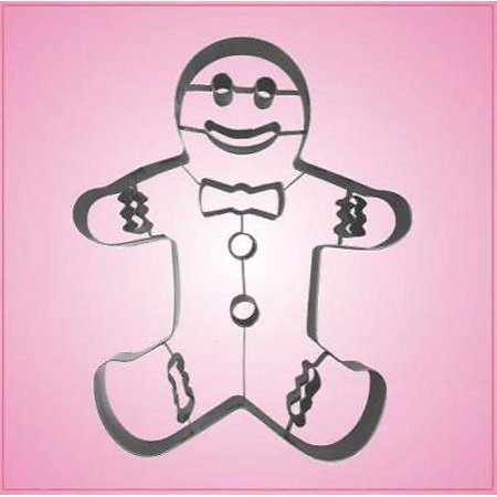 Stainless Steel Large Gingerbread Man Cookie Cutter