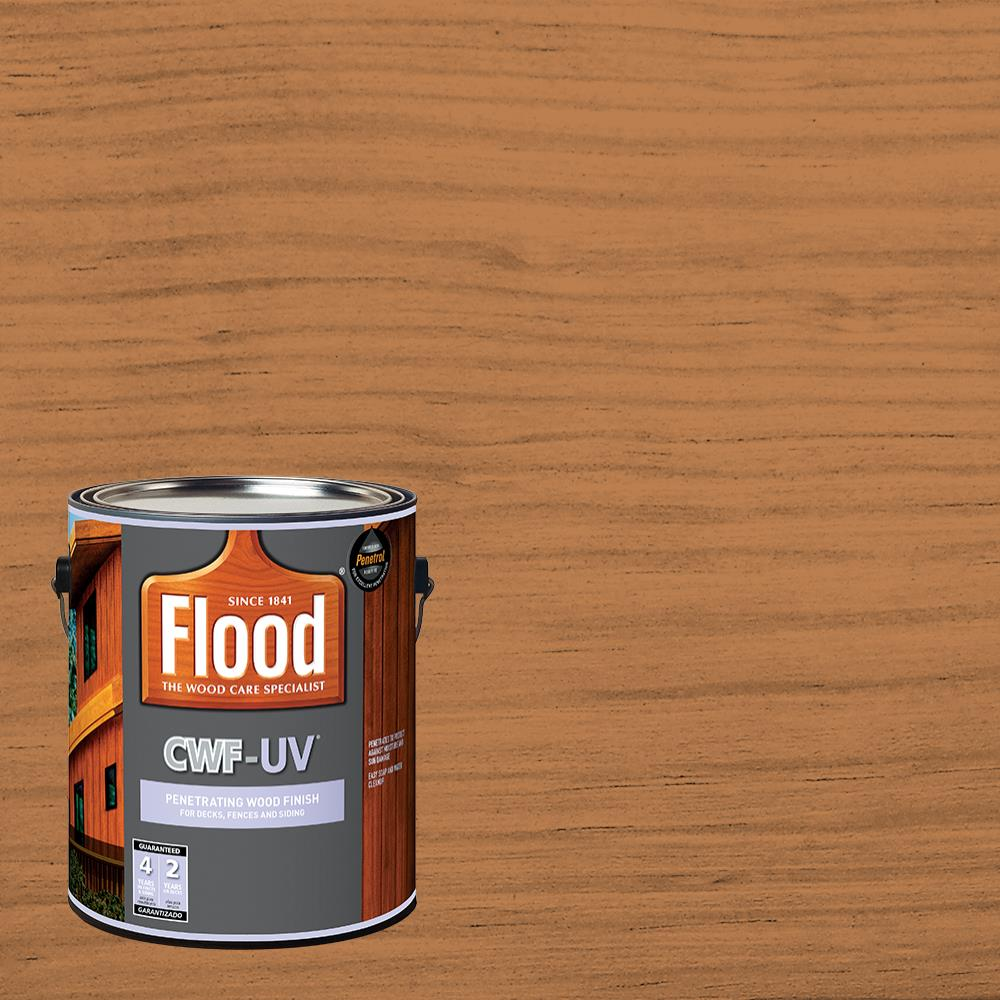 Flood Cwf Uv Penetrating Wood Finish Cedar