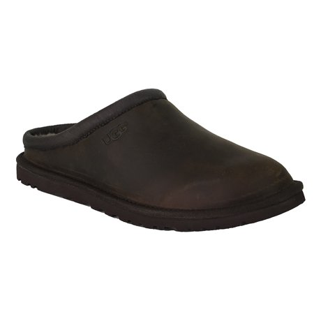 9076ea364ed UGG Classic Clog Men Round Toe Leather Clogs