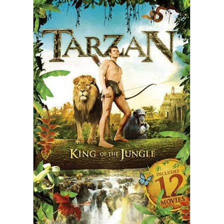 Tarzan Collection (DVD)](Tarzan Movie Adult)