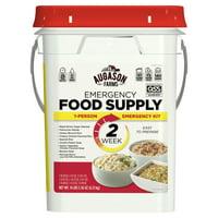 Augason Farms 2-Week 1-Person Emergency Food Supply Kit 14 lbs