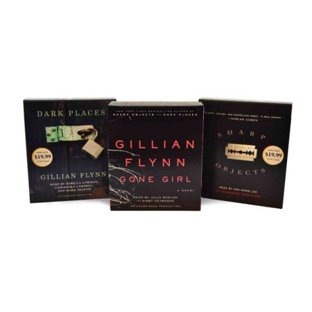 Gillian Flynn Audiobook Bundle