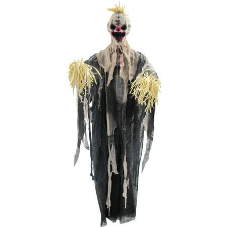 Hanging Scarecrow Clown - 6 - Dingle Dangle Scarecrow