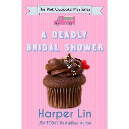 A Deadly Bridal Shower - eBook