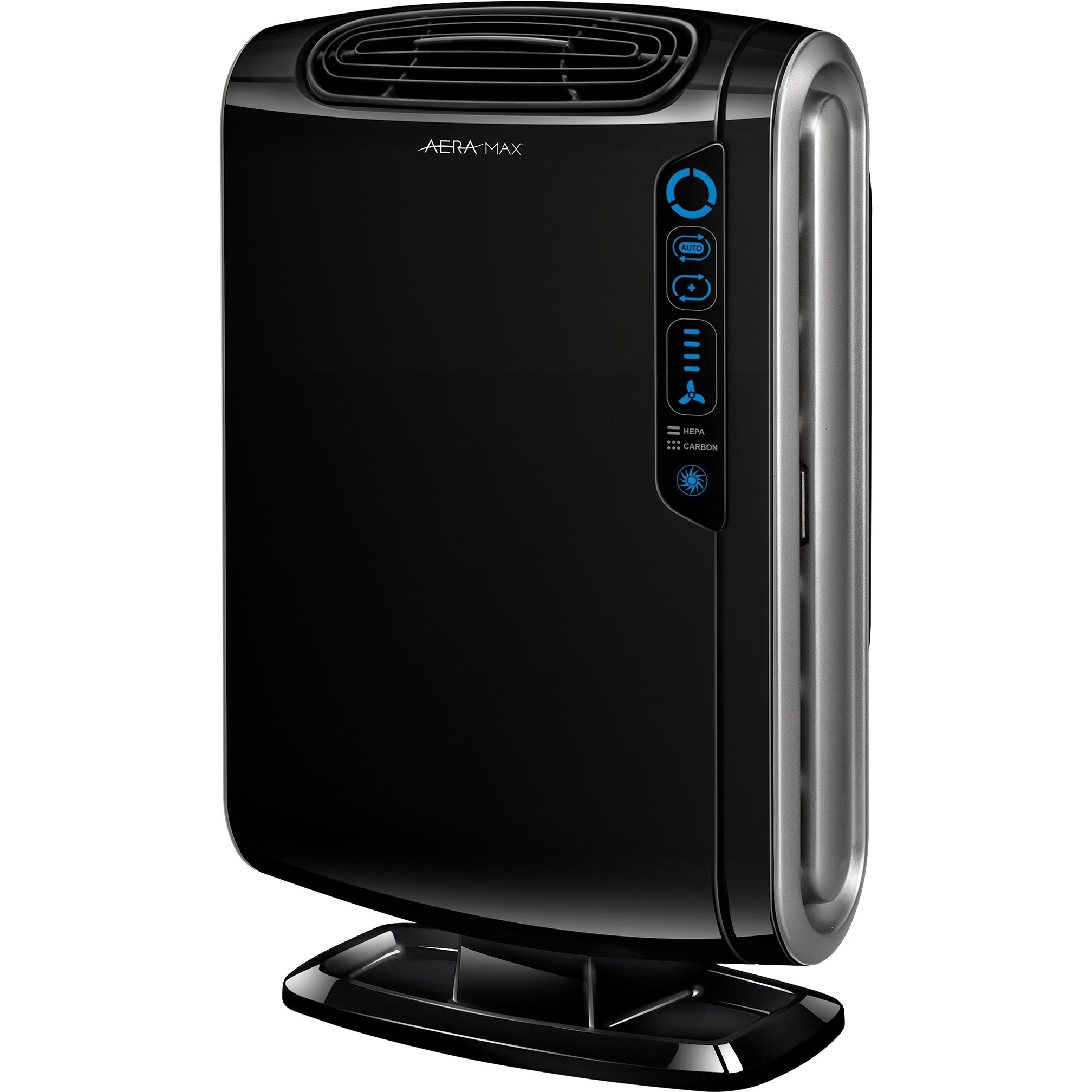 Fellowes, FEL9286101, AeraMax Air Purifier with Sensor, 1 Each, Black