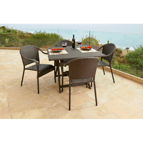 Forever Patio Vista 5 Piece Dining Set