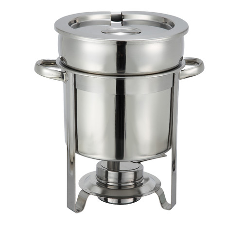 Winco Stainless Steel Soup Warmer