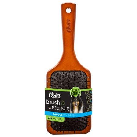Oster Premium Paddle Pin Brush (Oster Dog Washer)