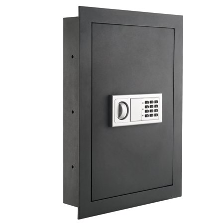 Security Wall Safe - Flat Electronic Wall Safe For Jewelry Security - Paragon Lock & Safe