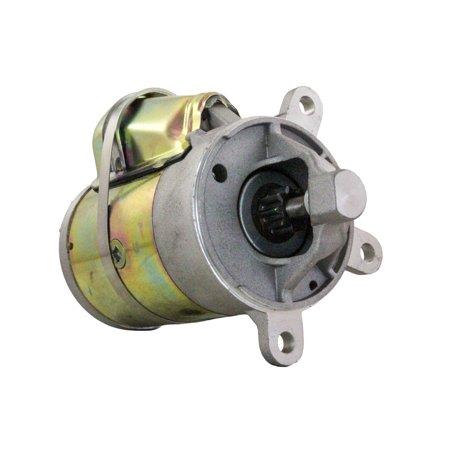 NEW MARINE STARTER FITS FORD OMC ENGINES MARINE 2 3L 4 cyl 2 3L 87-90  984628 RS41124