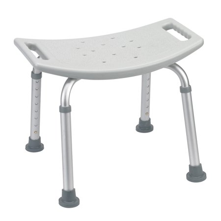 Astounding Aluminum Bath Bench Shower Chair With Handle No Back Ibusinesslaw Wood Chair Design Ideas Ibusinesslaworg