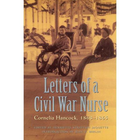 Letters of a Civil War Nurse : Cornelia Hancock, 1863-1865 - Civil War Nurse Uniform