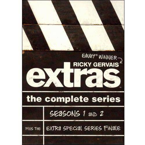 Extras: The Complete Series (Gift Set)