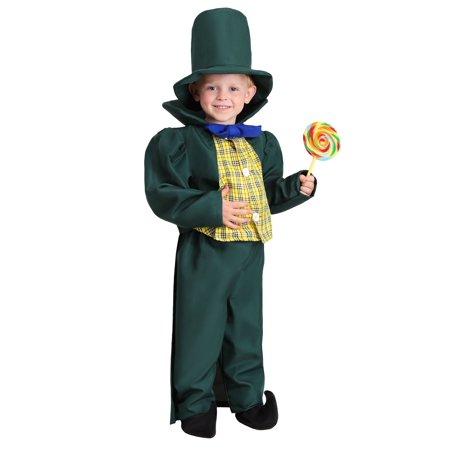 Kids Munchkin Mayor Costume (Munchkin Mayor Costume)