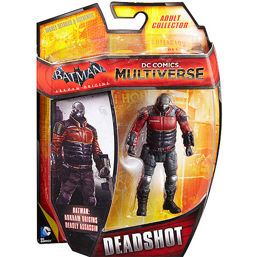 DC Comics Multiverse Deadshot Action Figure