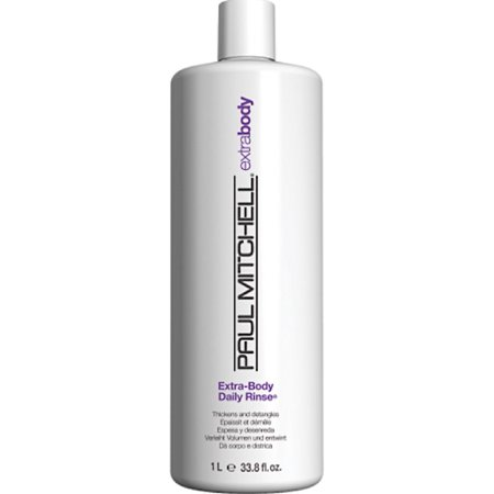 - Paul Mitchell Extra Body Daily Rinse, 33.8 oz (Pack of 2)