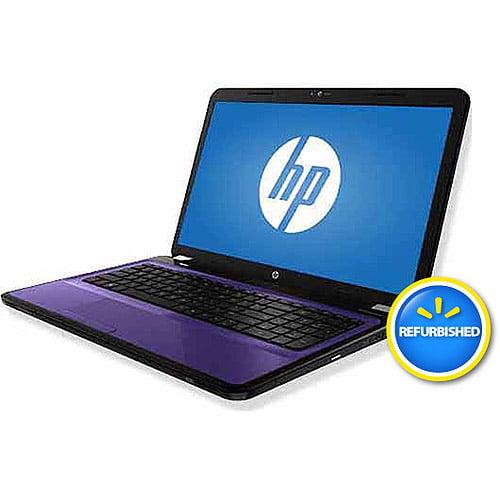 "HP Refurbished Purple 17.3"" Pavilion g7-2287nr Laptop PC with AMD Quad-Core A8-4500M Processor, 8GB Memory, 1TB Hard Drive and Windows 8"