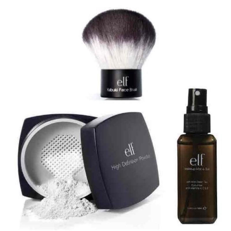ELEK-TEK Studio High Definition Loose Face Powder With Ma...