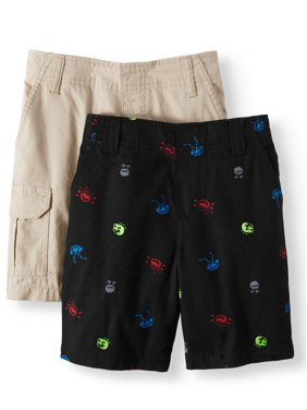 4e1487760dbb37 Product Image 365 Kids from Garanimals Woven Shorts - Cargo, Stripes,  Prints, and Plaid,